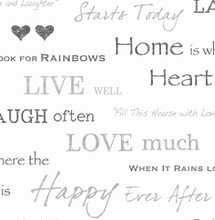 black and white live love laugh wallpaper