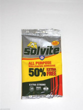 solvite wallpaper paste glue adhesive hangs up to 5 rolls