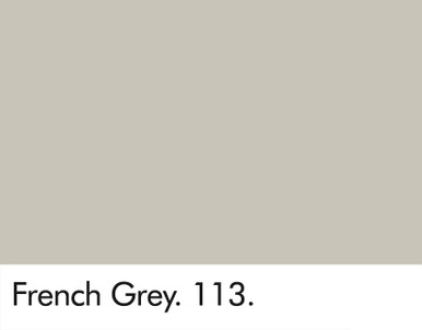 French Grey Paint Little Greene Paint Lancashire Wallpaper