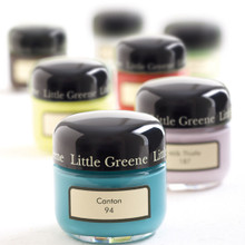 little greene paint sample