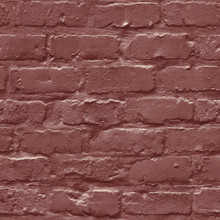red 3d brick wallpaper