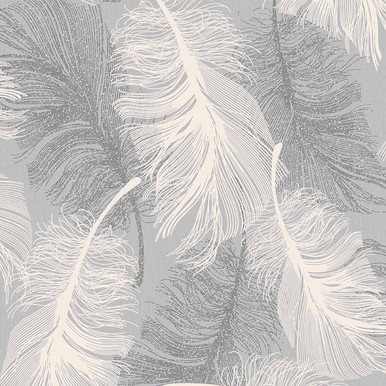 Feather Dappled Grey Wallpaper Coloroll Wallpaper Lancashire