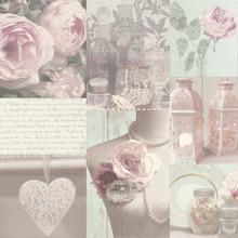 charlotte blush wallpaper