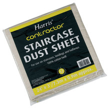 Staircase Dust Sheet 24' x 3' (7.3m x 0.9m)