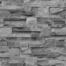 Large Realistic Grey Slate Wallpaper