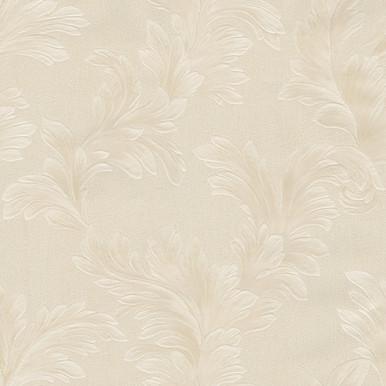 Florence Leaf Beige Wallpaper Belgravia Wallpaper