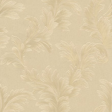 Heavy Textured Large Gold Leaf Wallpaper