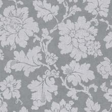Grey Flower Wallpaper