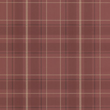 Dark Red Tartan Wallpaper by Fine Decor