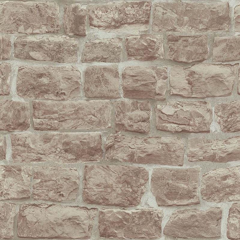 brix stone clay wallpaper erismann wallpaper. Black Bedroom Furniture Sets. Home Design Ideas