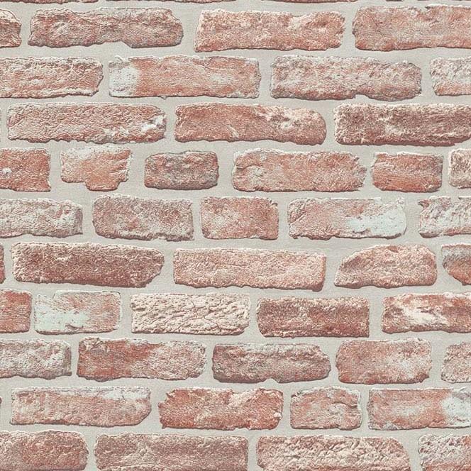brix bricks red wallpaper erismann wallpaper. Black Bedroom Furniture Sets. Home Design Ideas