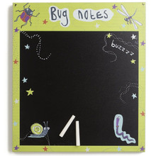 Don't Bug Me Green Insects Chalkboard