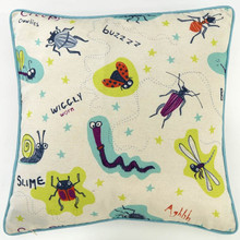Dont Bug Me Insects Cushion
