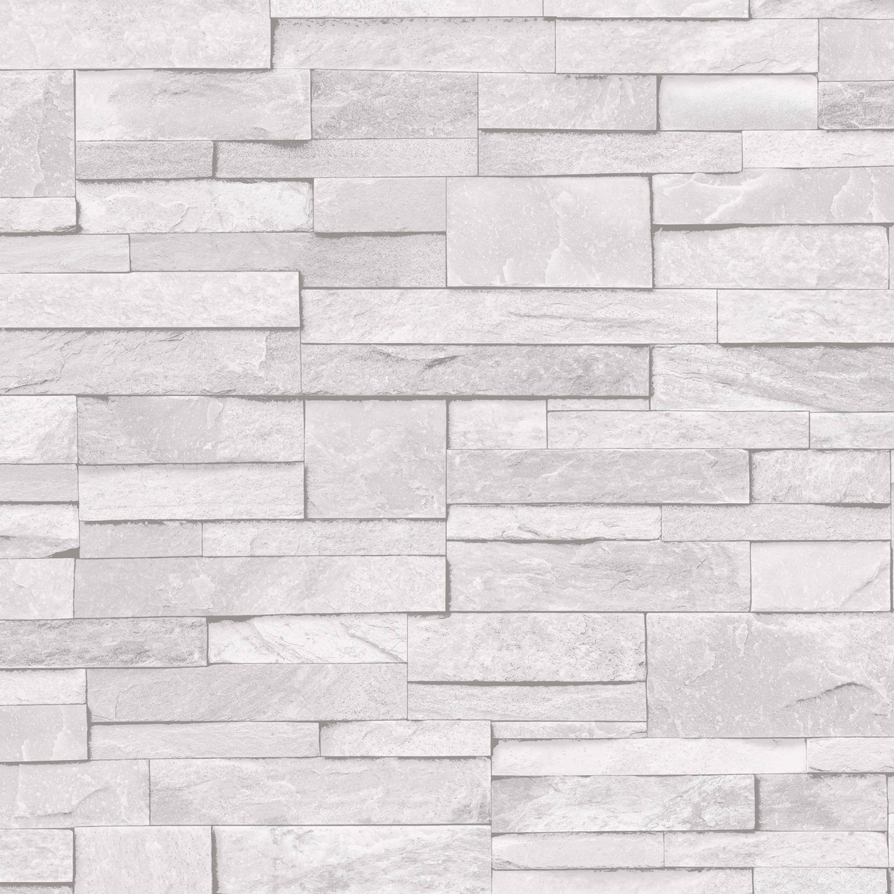 Stone white wallpaper ideco wallpaper lancashire for White 3d wallpaper for walls