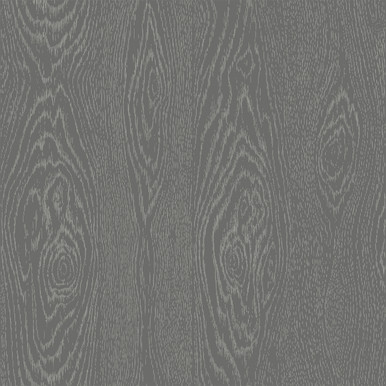 cole and son silver and black wood grain wallpaper