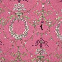 Pink Beads Girls Wallpaper