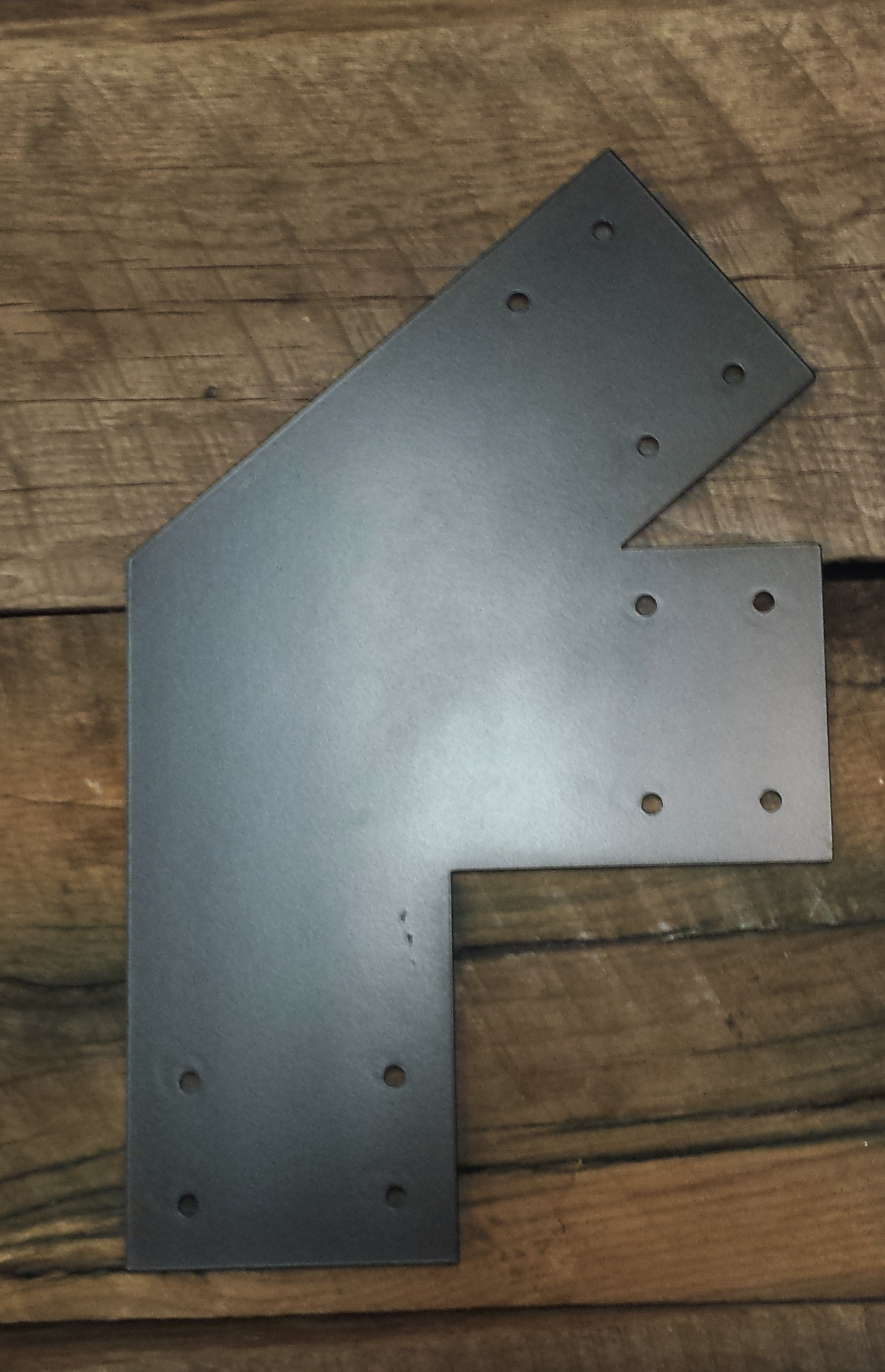 Custom Decorative Metal Brackets