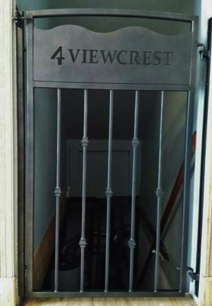custom-address-gate