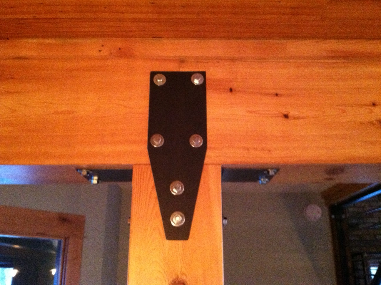 home depot nyc same day delivery with Decorative Metal Brackets For Wood Beams on Home Balloon Decoration moreover 16 Great Decorating Ideas For moreover Decorative Metal Brackets For Wood Beams additionally Bathroom Vanity Bench moreover Bathroom Picture Of Conrad St.