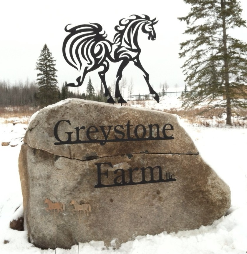 greystone horse
