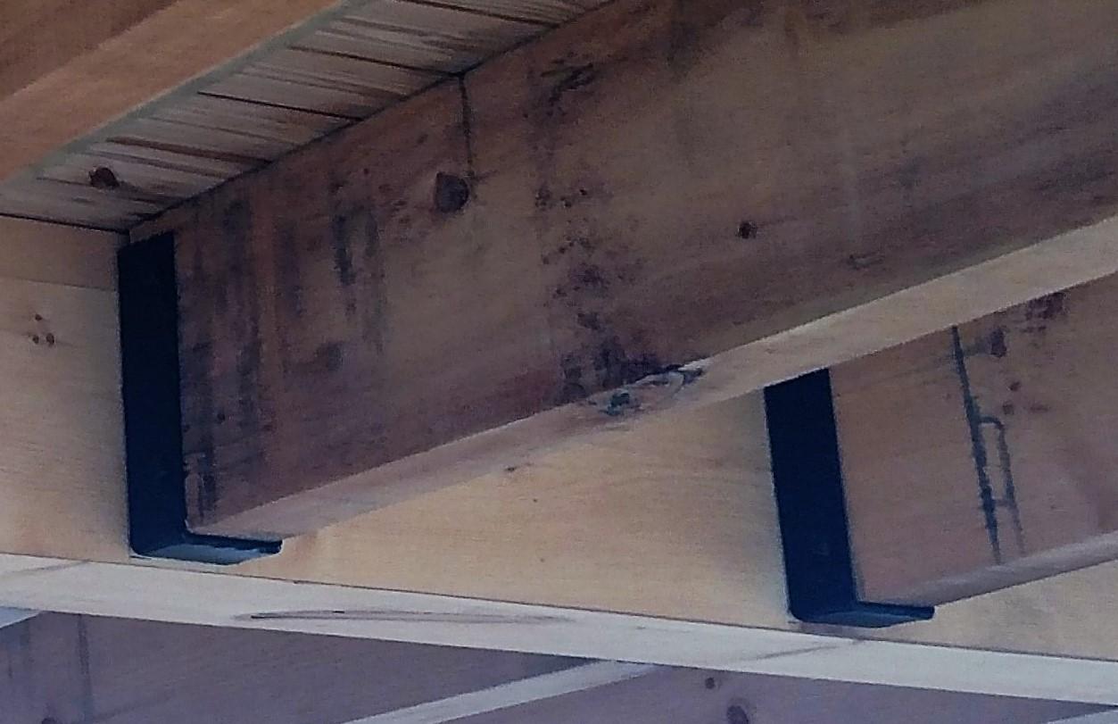 joist and beam hangers