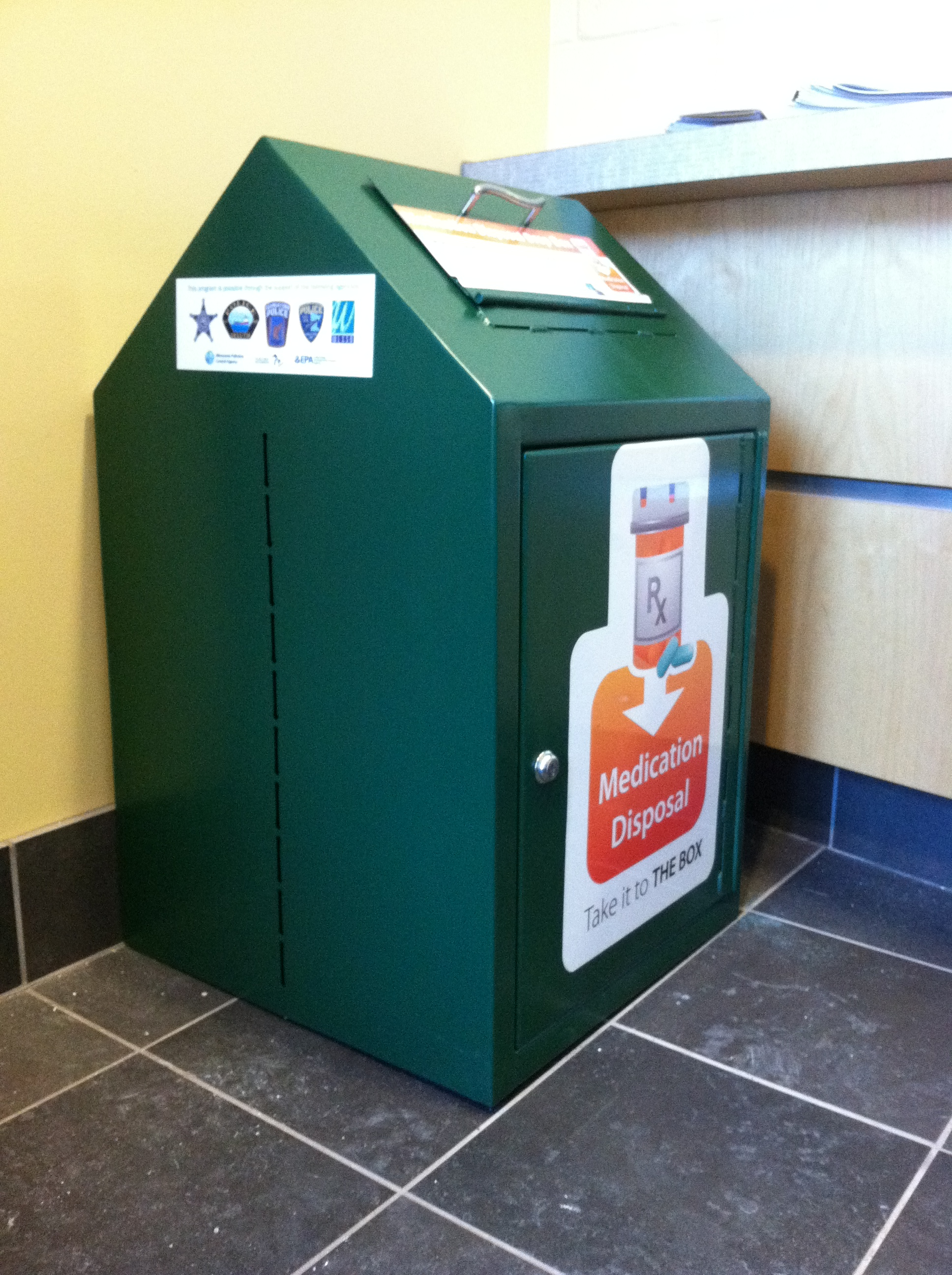 Medical Disposal Box