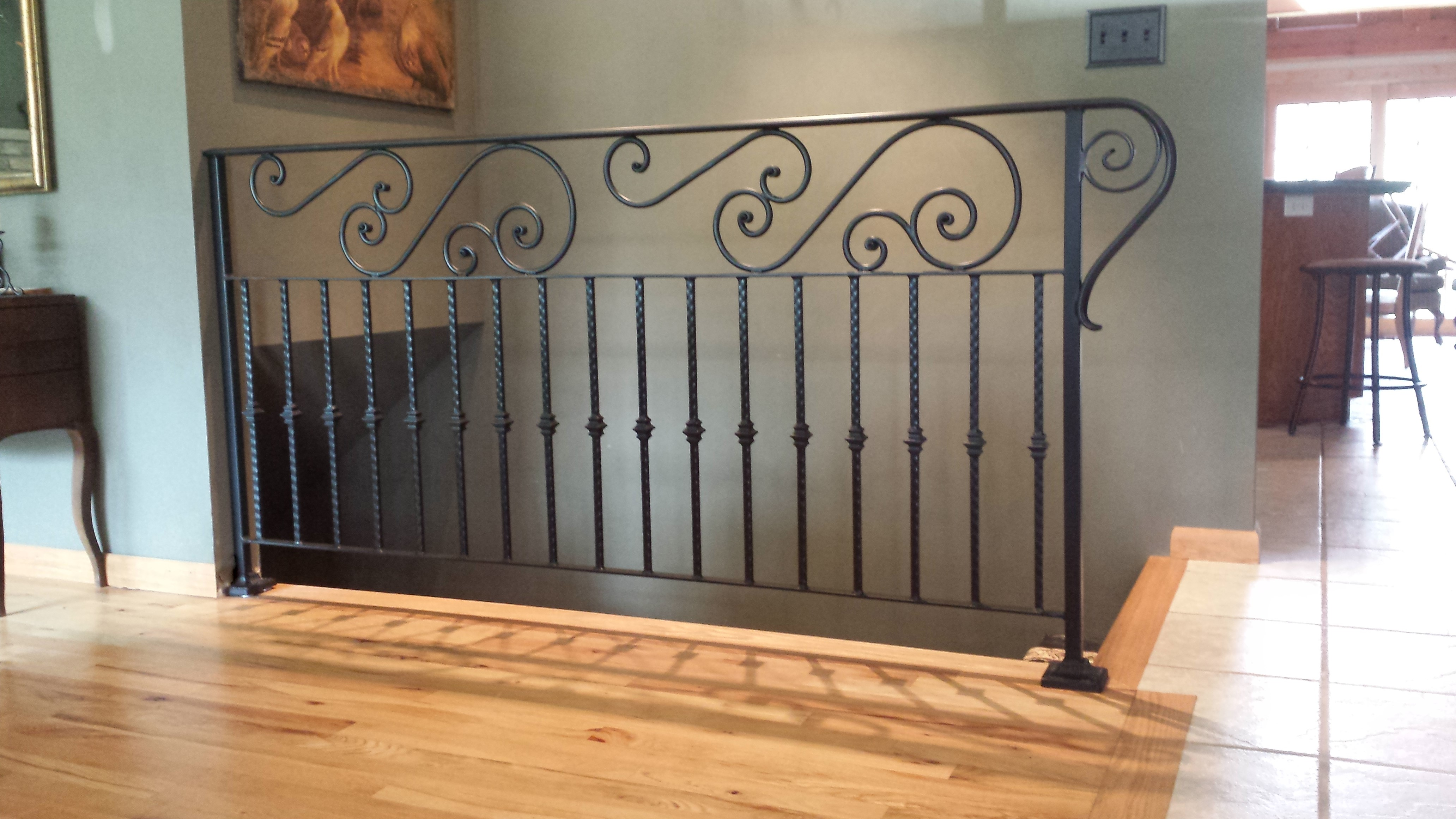 Custom Decorative Railing