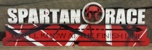 Spartan Halen Medal Hanger Regular or Trifecta