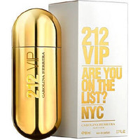 Carolina Herrera 212 VIP Are You on The List ? Perfume 2.7 oz EDP Spray for Women