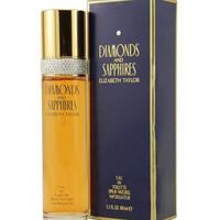 Diamonds & Saphires by Elizabeth Taylor EDT Spray 3.4 oz Women