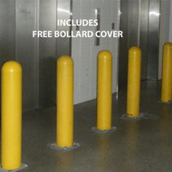 FREE COVER WITH EACH BOLLARD