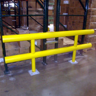 Two Line Standard Guardrail