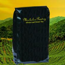 Mango Bulk Green Tea-1 Lb Loose Leaf Tea Free Shipping