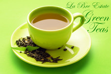 Mango Green Tea 2 lbs