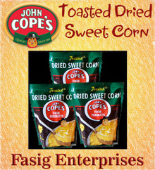 Copes Dried Corn 3 Bags