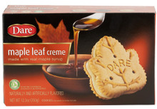 Dare Maple Leaf Creme Cookies 3 boxes