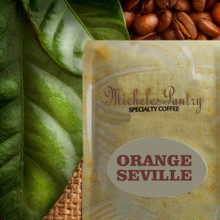 Orange Seville Flavored Coffee 4 lbs