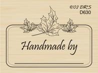 Leaf Handmade By - 630D