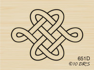 Celtic Knot - 651D