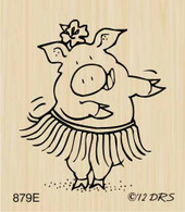 Hula Pig - 897E