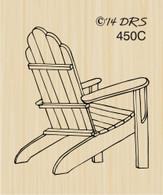 Adirondack Chair - 450C