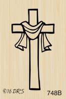 Small Easter Cross - 748B