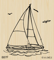 Sailboat - 887F