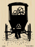 Amish Wagon - 123H
