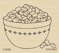 Bowl of Popcorn - 1131G
