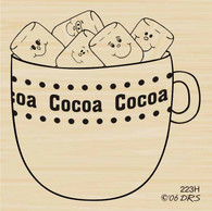 Cocoa and Marshmallows - 223H