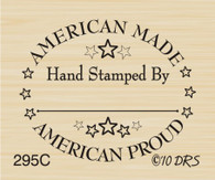 American Made Recognition - 295C