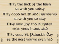 Best St. Pat's Day Greeting - 442H