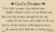 God's Promise Greeting - 445K
