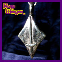 Knights of The Round Table Excalibur Sword Pendant! Peace & Protection!